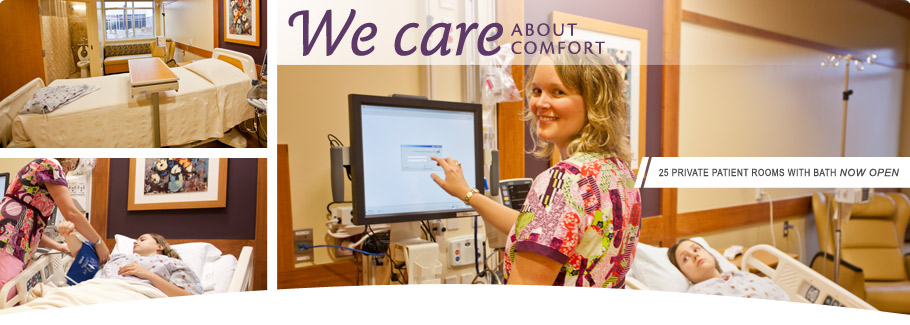We Care About Comfort