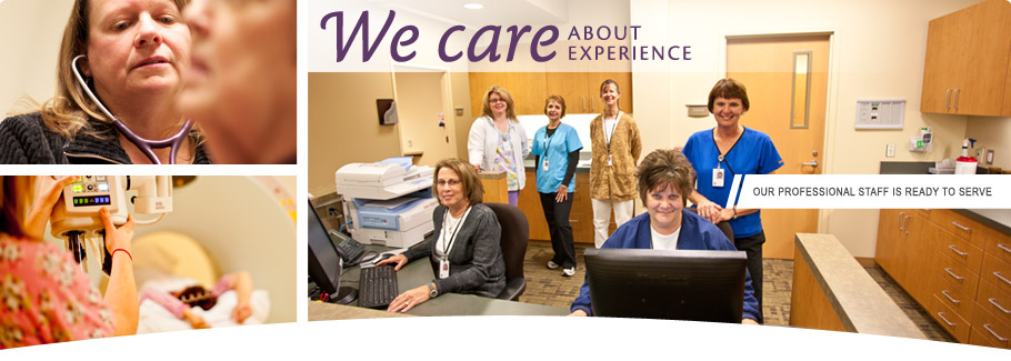 We Care About Experience